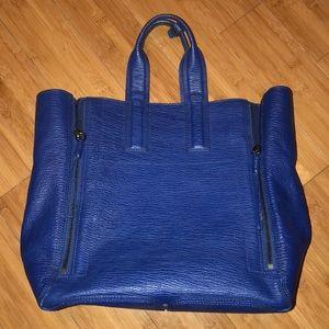 3.1 PHILLIP LIM Pashli Large Tote - Royal Blue